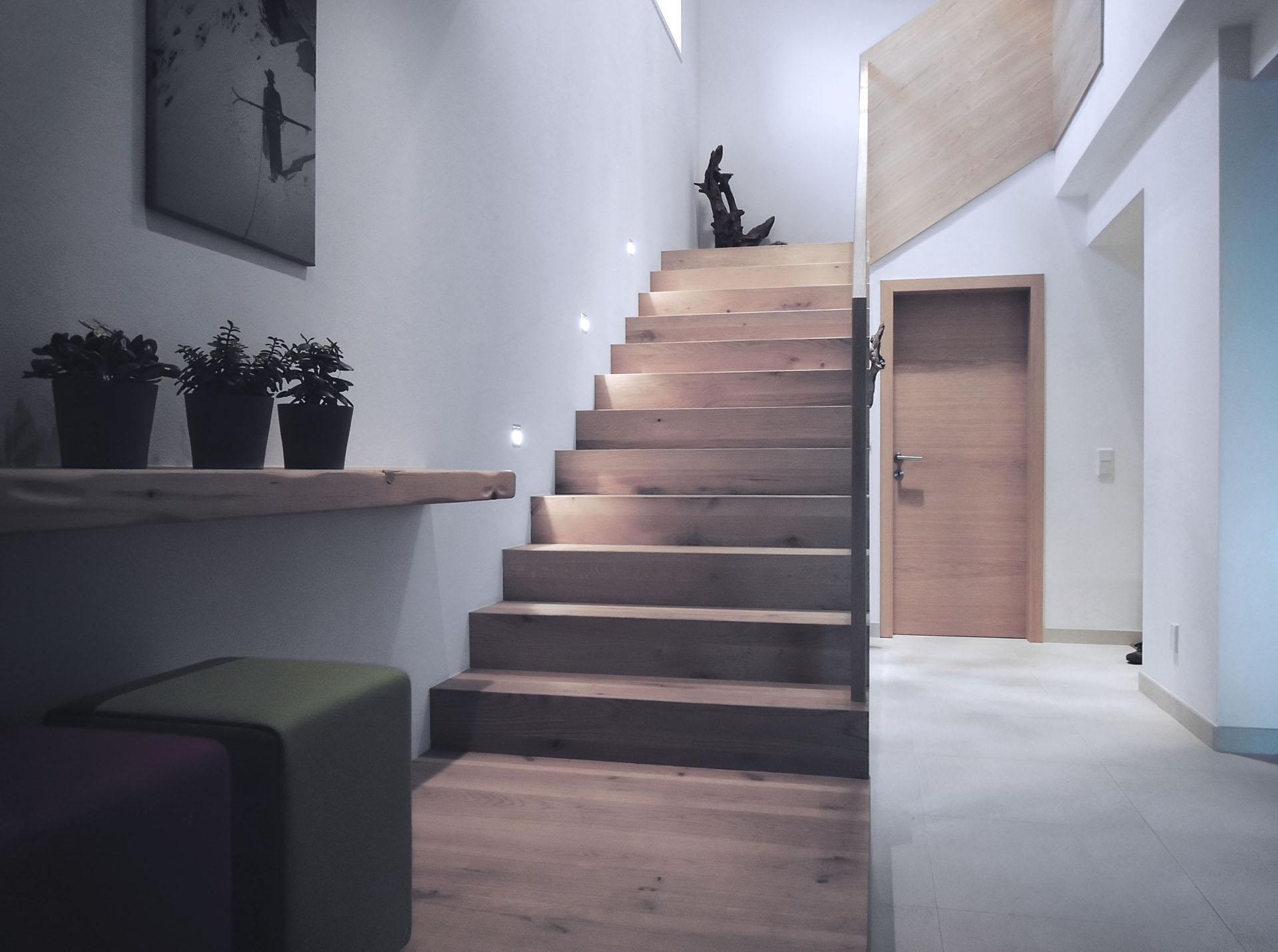 Einfamilienhaus Annaberg   Tischlerei Sepp Gwechenberger